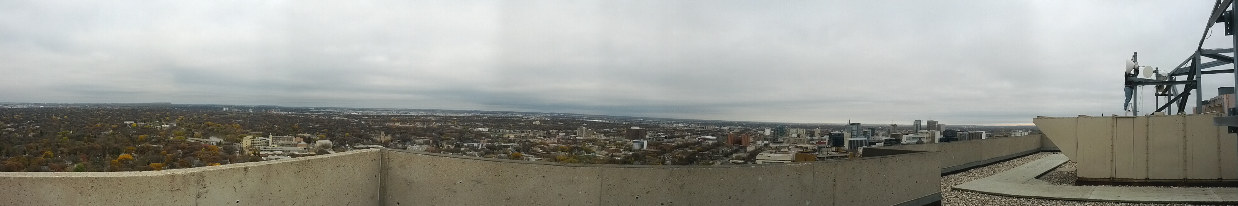 Looking North (eastward/westward)
