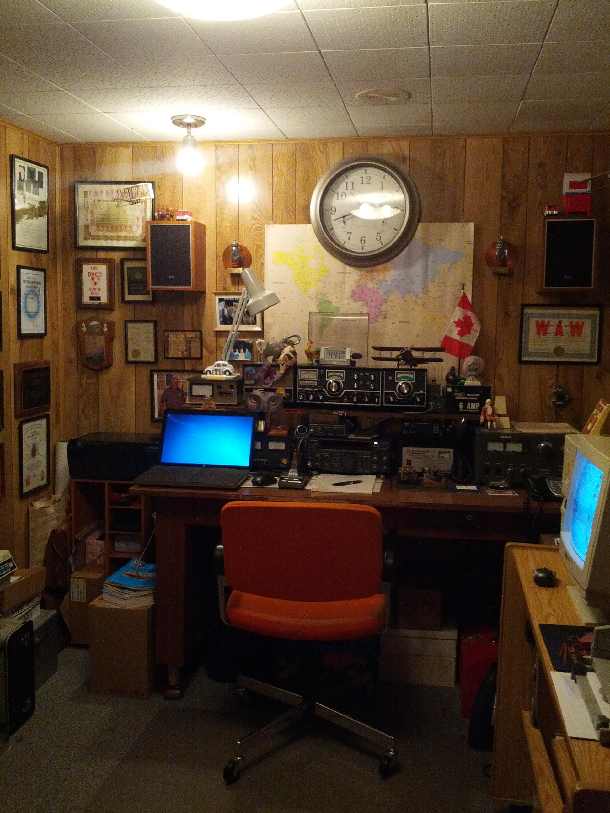 Adam's setup