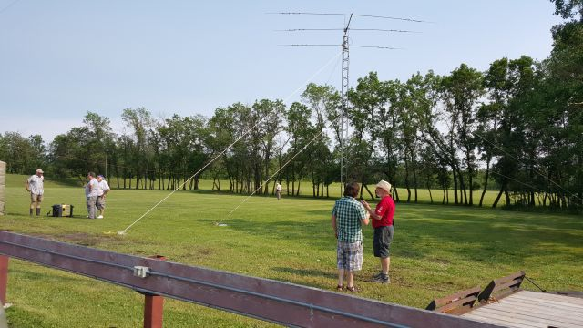 New field day HF beam