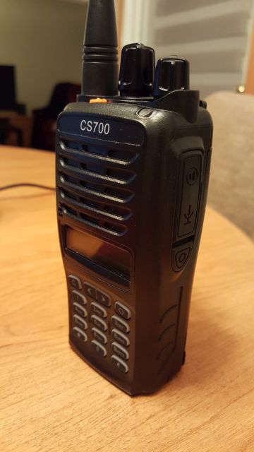New (to me) digital mobile radio